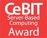 NComputing CeBIT Award