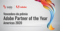 Prêmio Adobe Partner of the Year Americas 2020