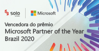 Prêmio Microsoft Partner of the Year Brazil 2020