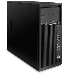Workstation HP Z240 - Intel Core Core i5