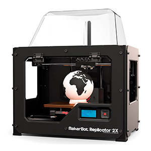 Impressora 3D MakerBot Replicator 2X