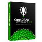 CorelDRAW Graphics Suite 2018 (BOX DVD)