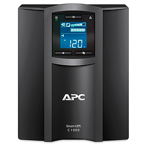 No-Break APC SMART UPS 1KVA 600W ENTRADA E SAIDA 115V