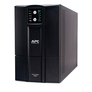 No-Break APC SMART-UPS 2.2KVA 2.2KW ENTRADA E SAIDA 115V