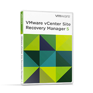VMware vCenter Site Recovery Manager 5.8